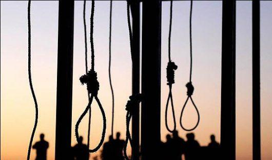 اعدام 12زندانی در زندان گوهردشت کرج