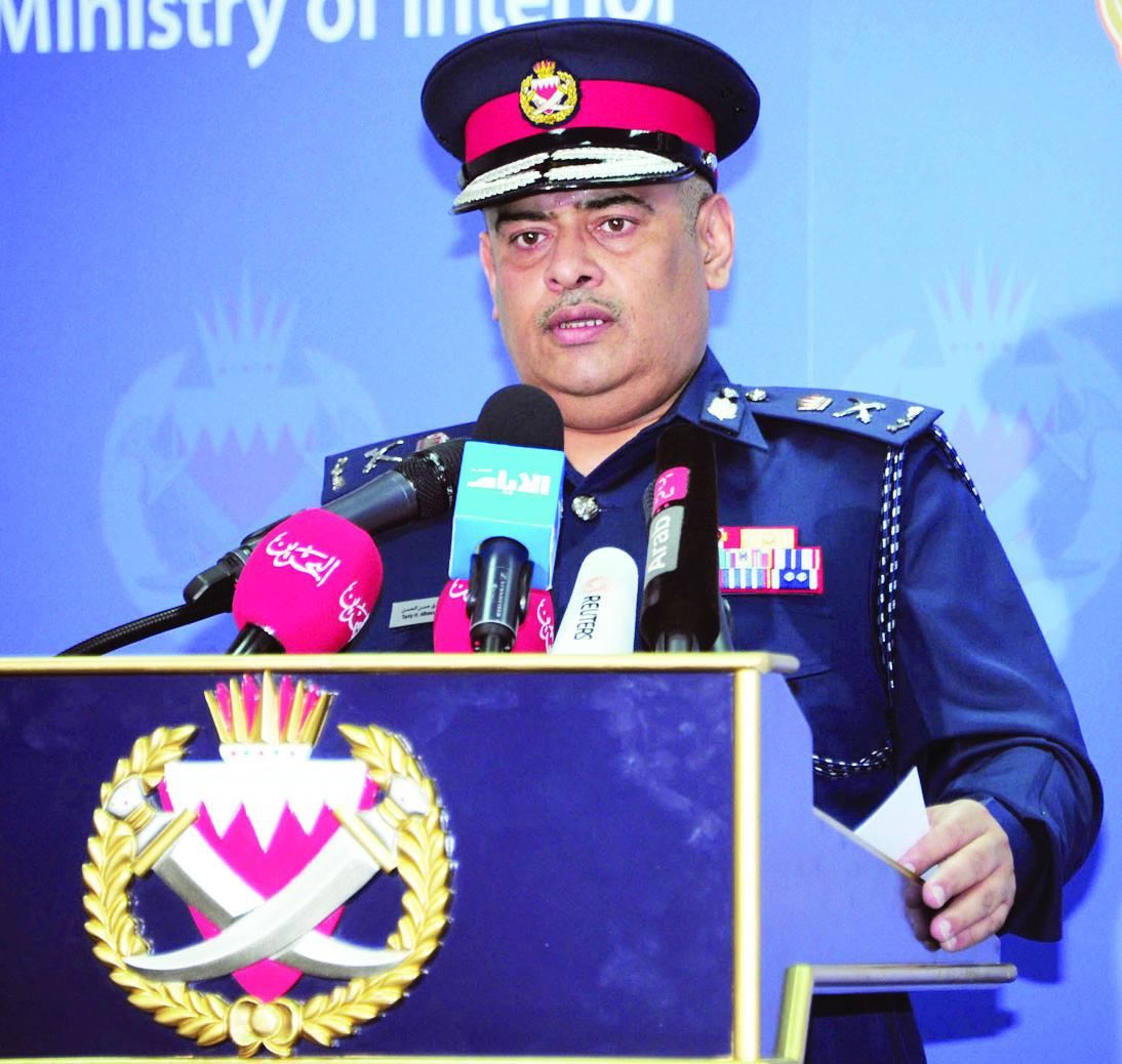 رئیس امنیت بحرین: ایران با حمایت از تروریسم امنیت منطقه را به خطر انداخته است