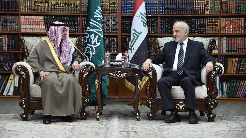 سفر الجبیر به بغداد بزرگی و حسن نیت پادشاهی سعودی را نشان می دهد