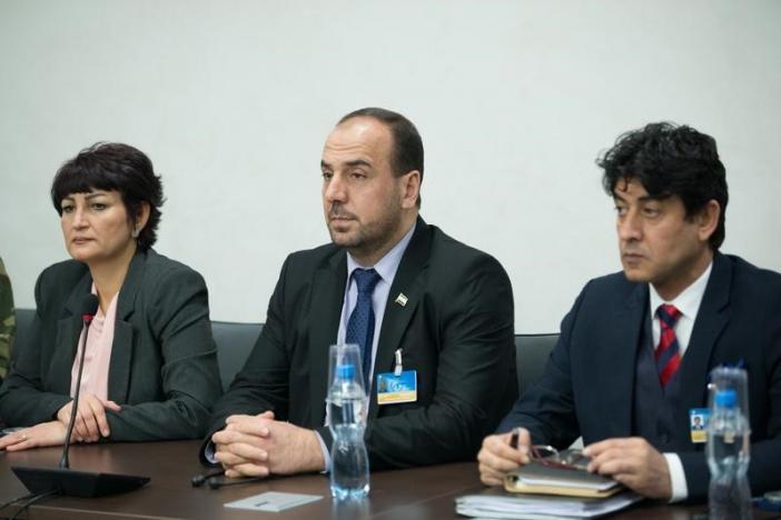 نصر الحریری رئیس هیأت عالی مذاکرات اپوزیسیون سوریه بر نقش شیطانی رژیم ایران در سوریه تأکید کرد