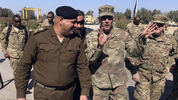 رسیدن دو هزارتن از نیروی آمریکایی به استان انبار