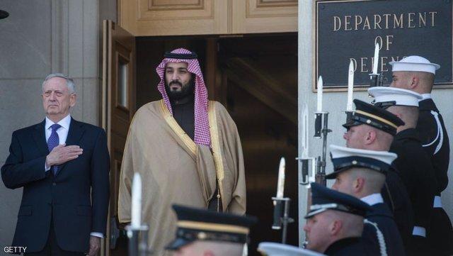 شاهزاده محمد بن سلمان وزیر دفاع: سعودی با خطر رژیم ایران و تروریسم روبروست
