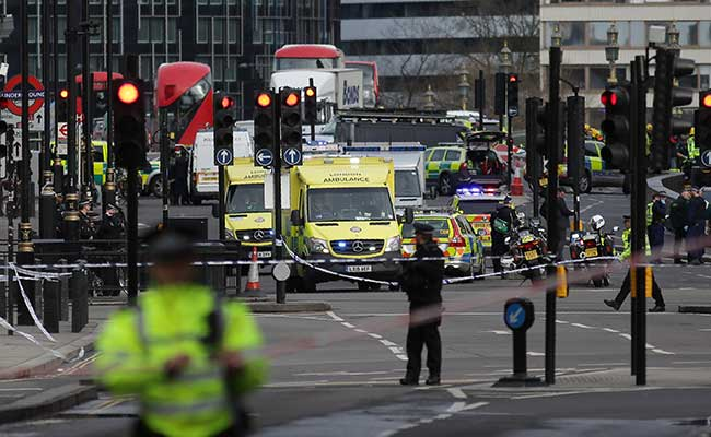 حمله تروریستی در لندن 5 کشته و ده ها مجروح بر جای گذاشت
