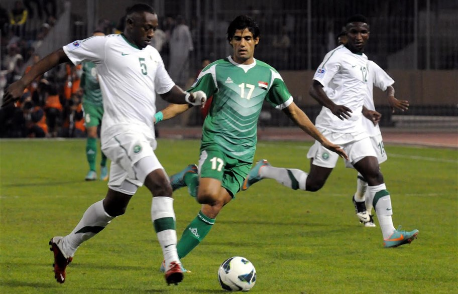 نزدیک تر شدن سعودی با حذف عراق، به جام جهانی 2018