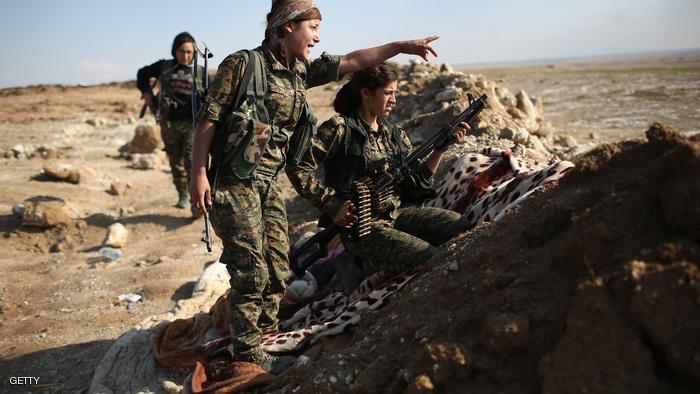 """نیروهای سوریه دمکراتیک از دو جهت وارد شهر """"الطبقه"""" شدند"""