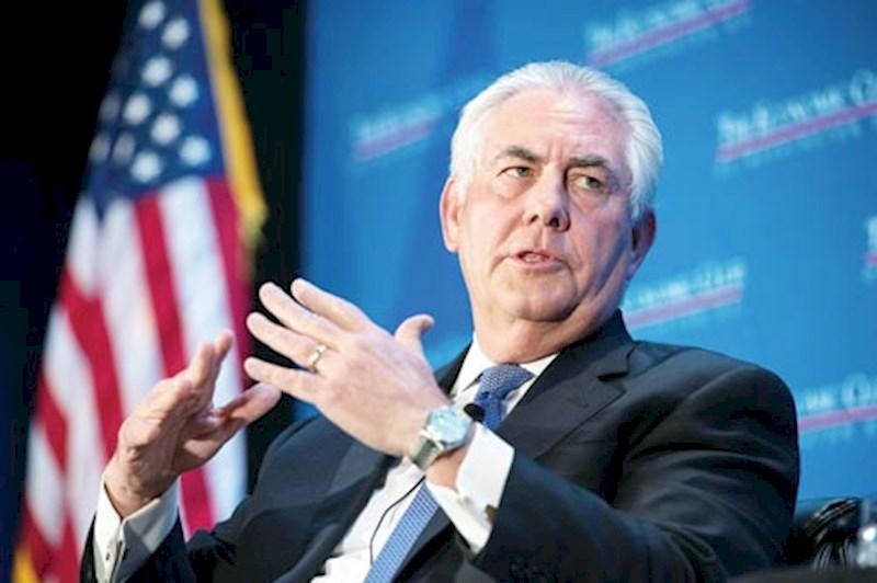 تیلرسون: آمریکا در حال بازنگری سیاستهای خود در قبال رژیم تهران است