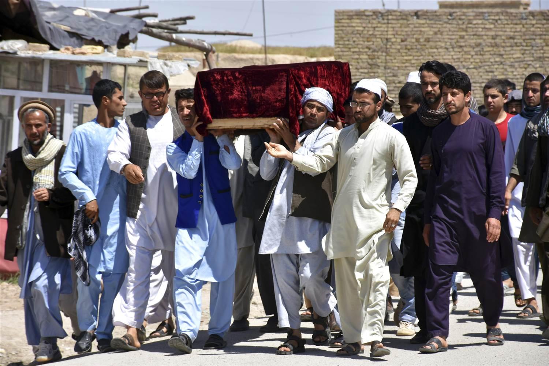 استعفای مقامات بلندپایه افغانستان درپی حمله تروریستی طالبان