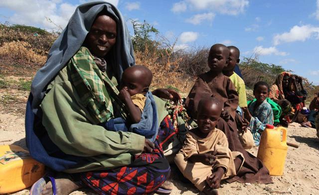 خطر قحطی در سومال جان بیش از 6 میلیون نفر را تهدید می کند