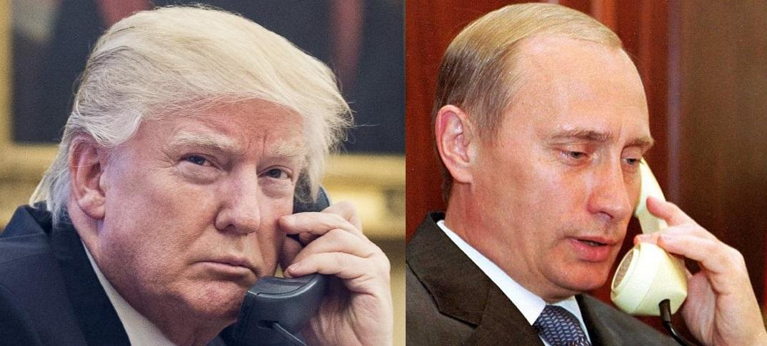 ولادیمیر پوتین به ترامپ: جنگ سوریه بیش از حد طول کشیده است
