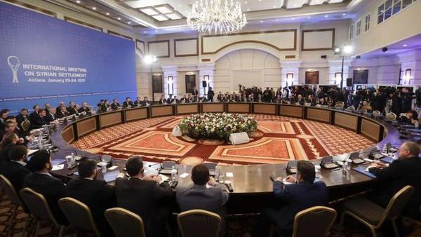 خوشبینی در نشست آستانه برای ایجاد مناطق امن در سوریه