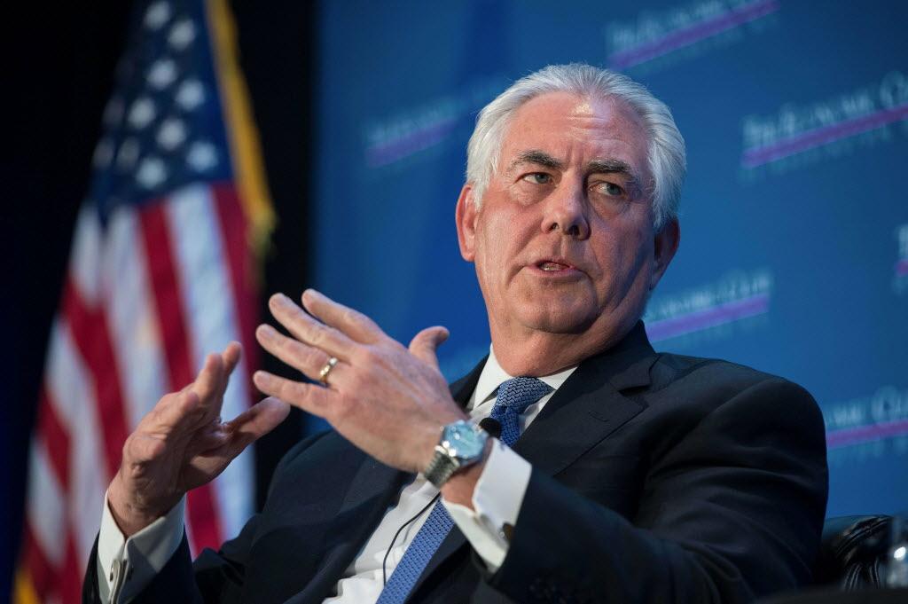 رکس تیلرسون: آمریکا لازم است اتحادهای خارجی را متعادل کند