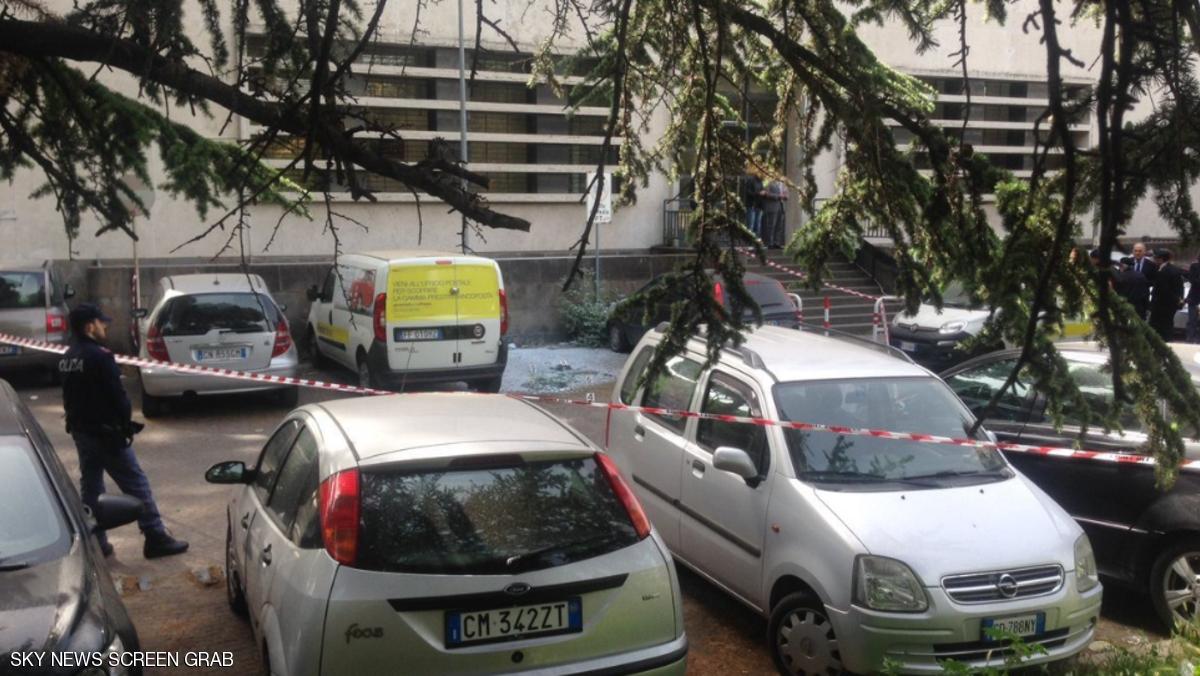 وقوع انفجار در«رم» پایتخت ایتالیا