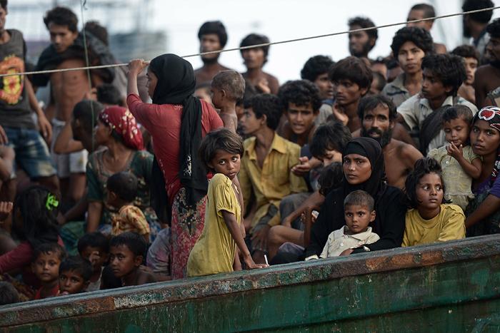 کمک 12 میلیون یورو اتحادیه اروپا به مسلمانان میانمار
