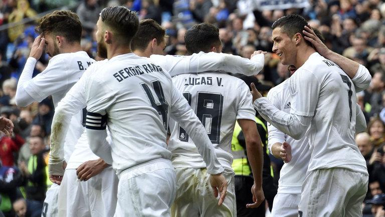 رئال مادرید4- 1سلتاویگو؛ پیروزی رئال در بالائیدوس