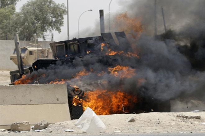 خانواده های سربازان و پیمانکاران آمریکایی که در عراق کشته شدند بر علیه ایران شکایت کردند