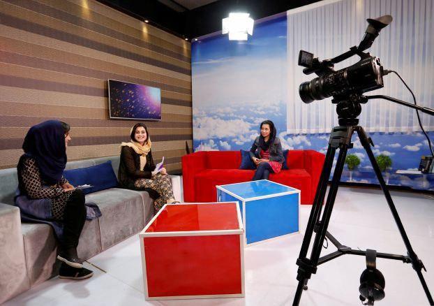 شبکه تلویزیونی زن در افغانستان آغاز به کار کرد