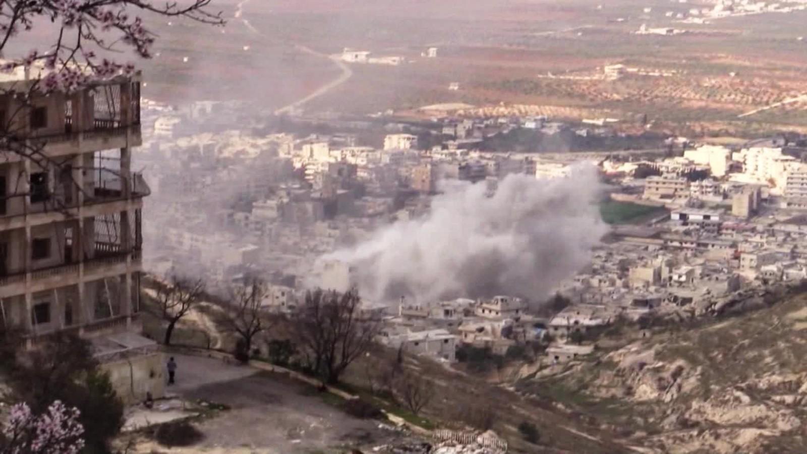 آمریکا خواستار پایبندی همه طرفهای درگیر در جنوب سوریه به آتشبس شد