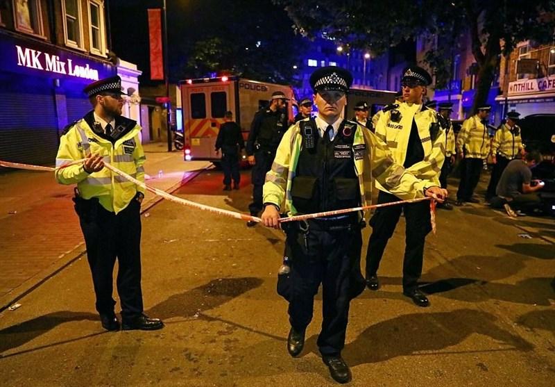 تعدادی کشته و زخمی در اثر حمله یک خودرو به نمازگزاران در شمال لندن