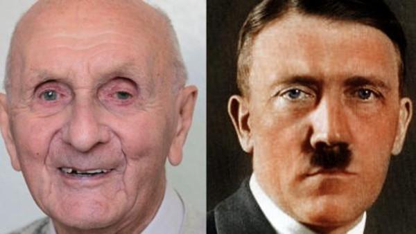 مرد ۱۲۸ ساله در شهر سالتای آرژانتین ادعا می کند که وی آدولف هیتلر است