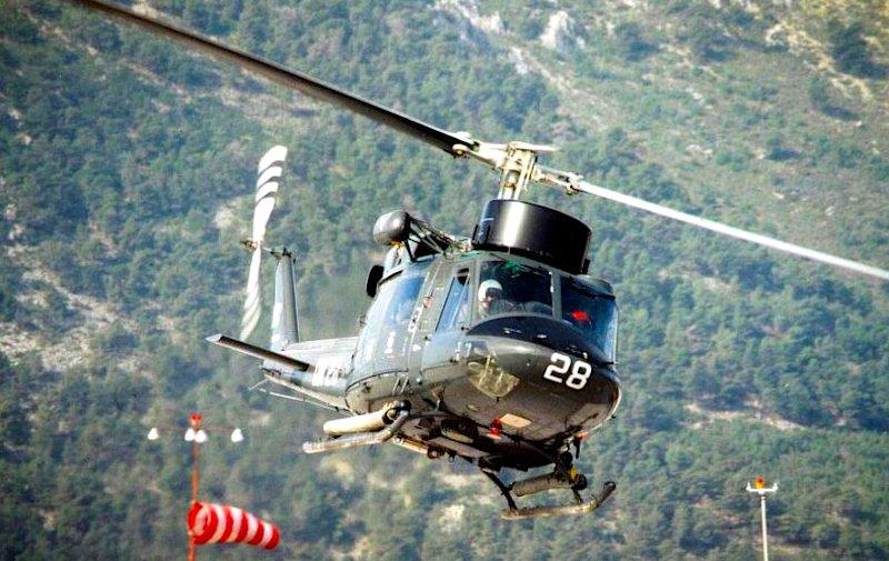 سقوط هلیکوپتر در یونان 3 کشته و زخمی برجای گذاشت
