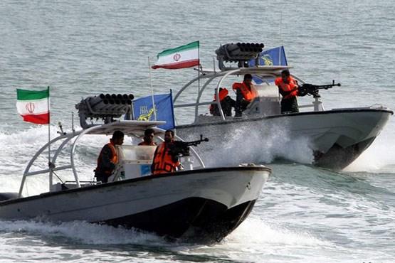 توقیف یک قایق ماهیگیری سعودی با چهار سرنشین هندی توسط نیروی دریایی سپاه پاسداران