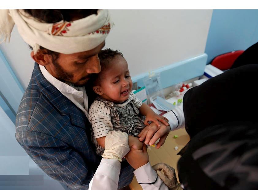 جاه طلبی سپاه پاسداران و دست نشاندگان آن عامل گسترش وبا در یمن