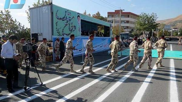 عضوگیری سپاه و بسیج در ایران برای جنگ با اقلیم کوردستان