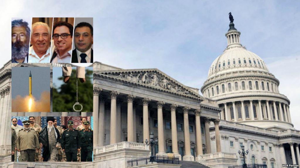 حمایت اکثریت نمایندگان کنگره امریکا از تحریمهای جدید علیه برنامه موشکی ایران