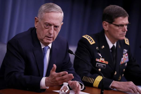 وزیر دفاع آمریکا: شلیک کره شمالی به سمت آمریکا میتواند آغازگر جنگ باشد