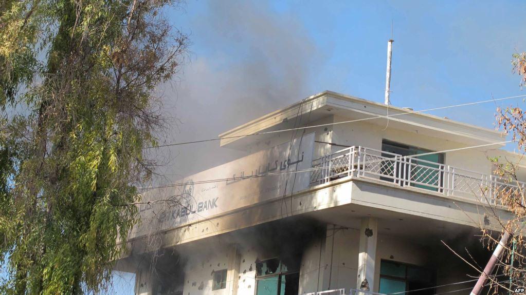 انفجار در ولایت هلمند افغانستان 5 کشته و ده ها زخمی برجای گذاشت