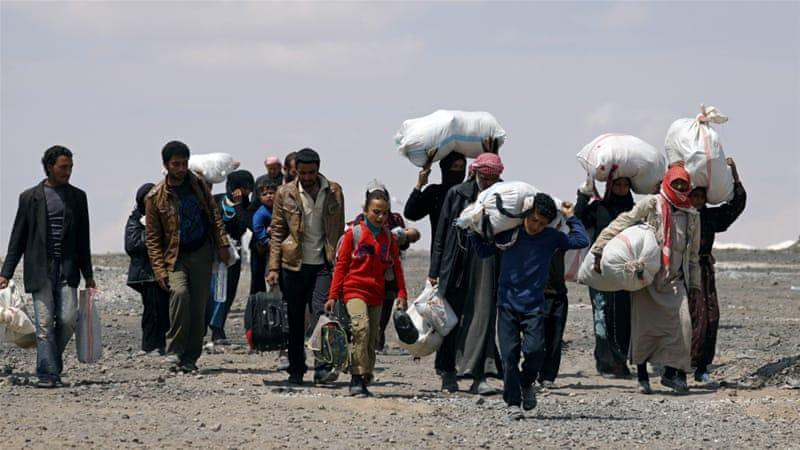 هشدار عفو بین الملل نسبت به وضعیت غیرنظامیان در شهر رقه سوریه