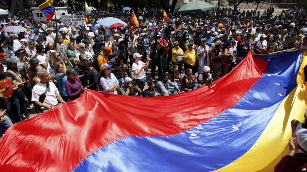 تحریم های تازه آمریکا بر علیه ونزوئلا