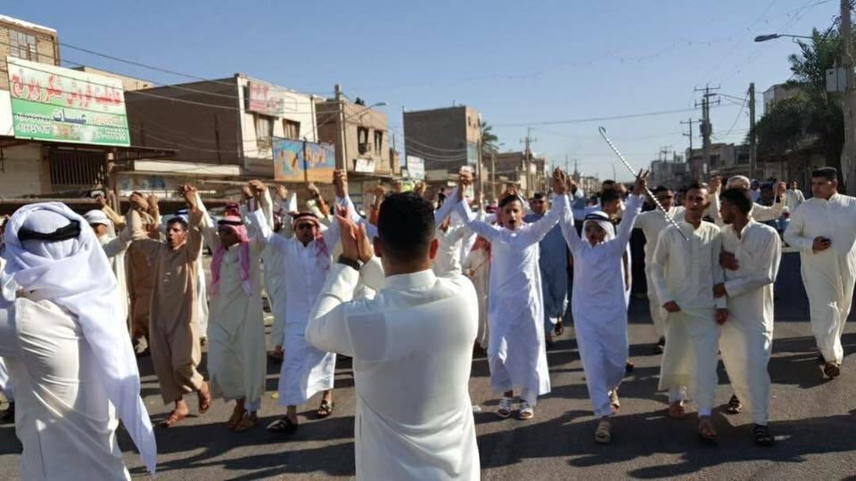 احضار و بازداشت ده ها تن از فعالان عرب احوازی در آستانه عید قربان