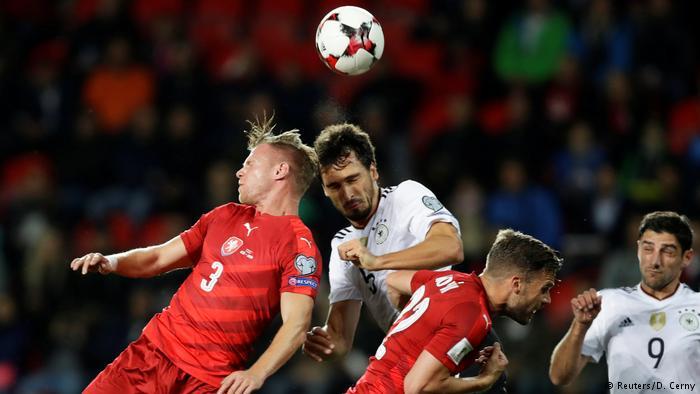 تیم ملی آلمان در یک قدمی صعود به دور نهایی جام جهانی فوتبال