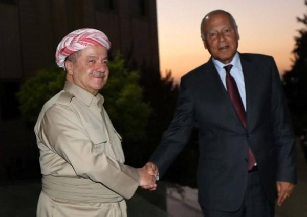 مسعود بارزانی: گفتگو با بغداد بعد از همهپرسی جدایی