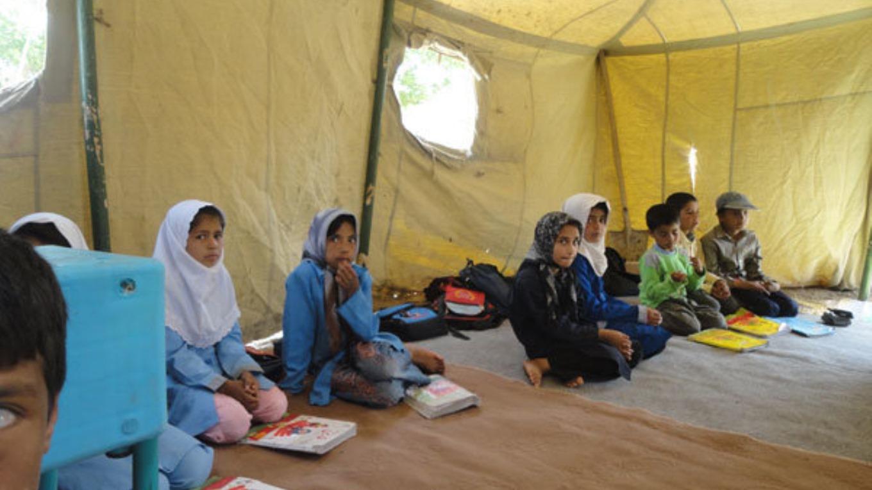 پنجاه درصد از دختران محروم از تحصیل در استان های مرزی ایران