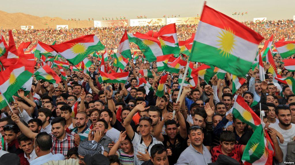 دیدار بارزانی با وزیر سعودی پیشاپیش همهپرسی اقلیم کوردستان