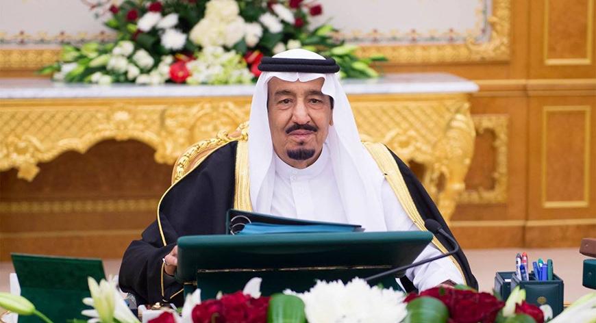 ملک سلمان بن عبدالعزیز پادشاه سعودی