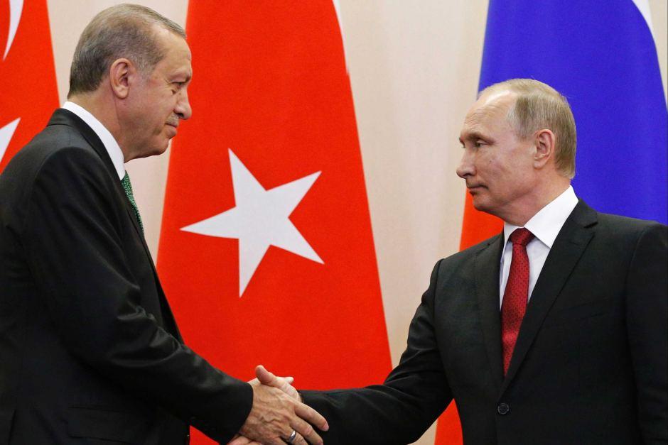 ولادیمیر پوتین: شرایط برای پایان دادن جنگ در سوریه آماده است