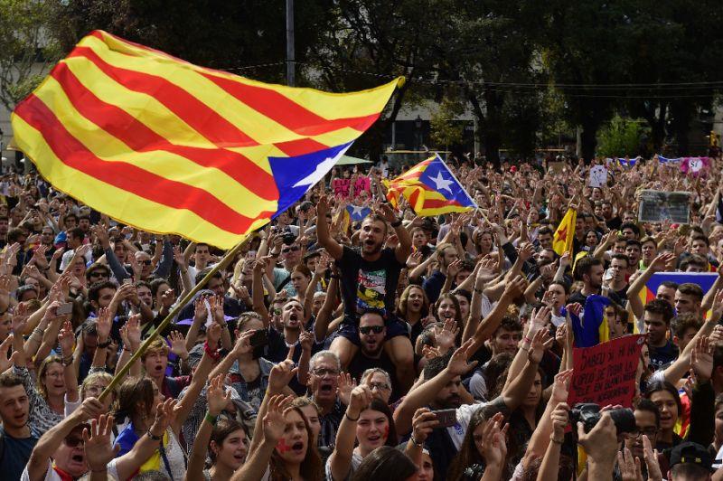 اتحادیههای کارگری خواستار برپایی اعتصاب سراسری در کاتالونیا شدند