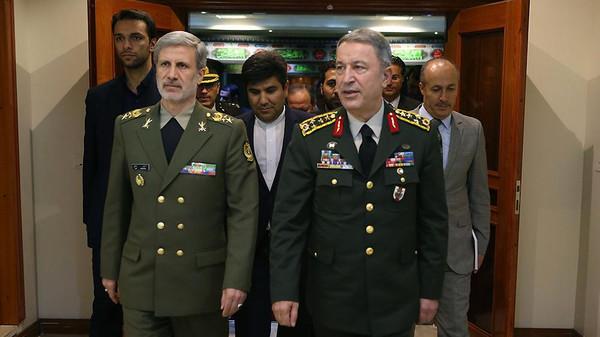 تهدید کوردستان از سوی دو کشور ایران و ترکیه