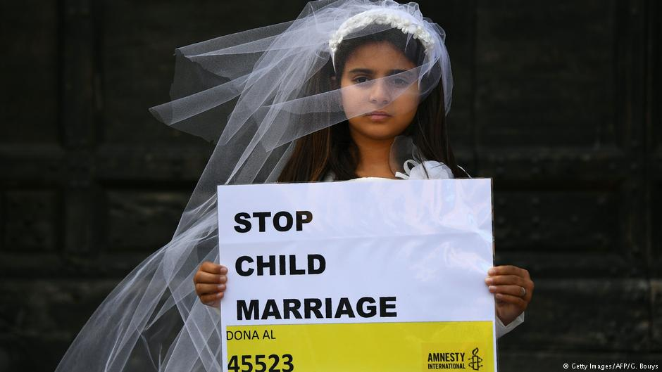 نگرانی فعالان حقوق کودک از افزایش آمار ازدواج کودکان در ایران