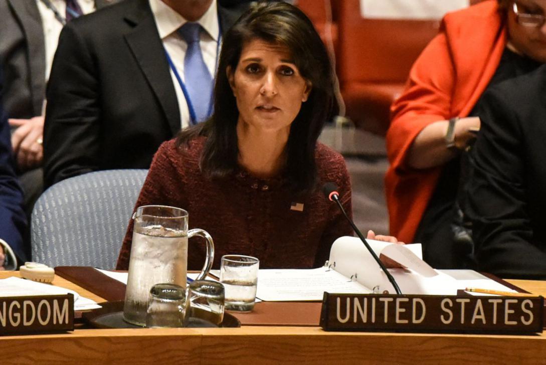 آمریکا از شورای امنیت خواست تا در قبال نقش مخرب ایران در خاورمیانه جدی تر باشد