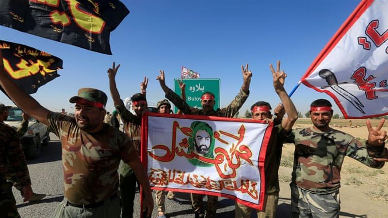 برنامه ریزی جهت استقرار 150 هزار نیروی سپاه  پاسداران و حشد الشعبی در کرکوک