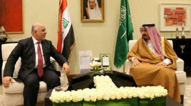 توافقنامه شورای هماهنگی میان دو کشور عراق و سعودی به امضا رسید