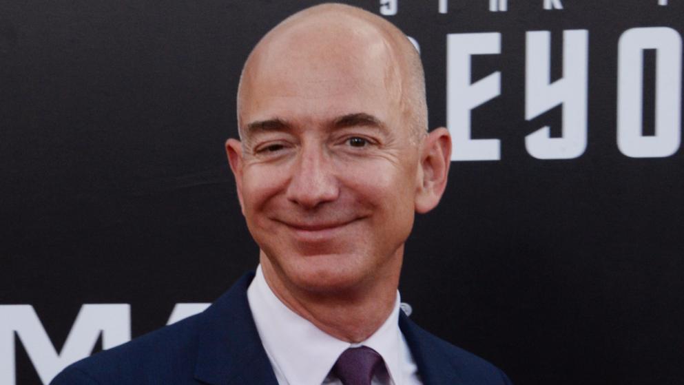 مدیرعامل آمازون ثروتمندترین مرد جهان شد