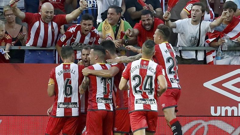 پیروزی تیم تازه وارد کاتالونیا بر رئالمادرید