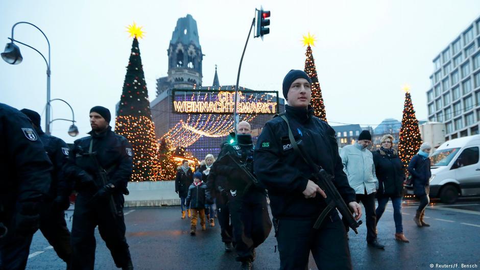 تشدید تدابیر امنیتی در بازارچههای کریسمس آلمان
