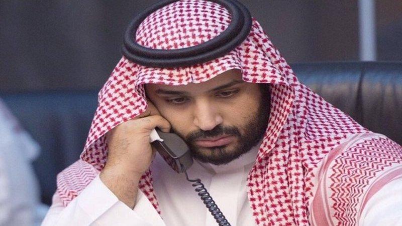 محمد بن سلمان مجهز کردن حوثی ها به موشک تجاوز نظامی مستقیم ایران علیه سعودی دانست