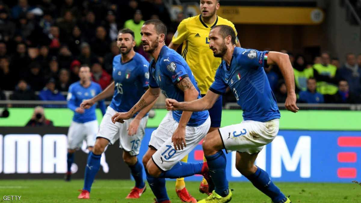 بازماندن ایتالیا از صعود به جام جهانی و اشکهای بوفون